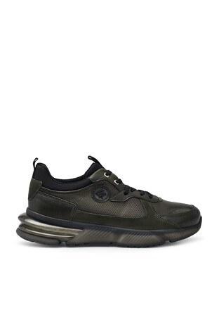 Marcomen Deri Casual Erkek Ayakkabı 15212419 HAKİ