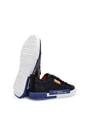 Marcomen Deri Casual Erkek Ayakkabı 15213303 SİYAH