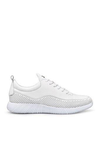 Marcomen Deri Erkek Ayakkabı 15202506 BEYAZ