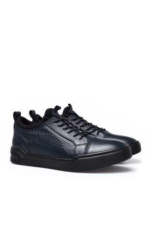 Marcomen Deri Erkek Ayakkabı 15210013 LACİVERT