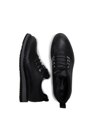 Marcomen Deri Erkek Ayakkabı 15210281 SİYAH