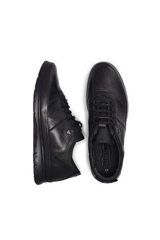 Marcomen Deri Erkek Ayakkabı 15210366 SİYAH