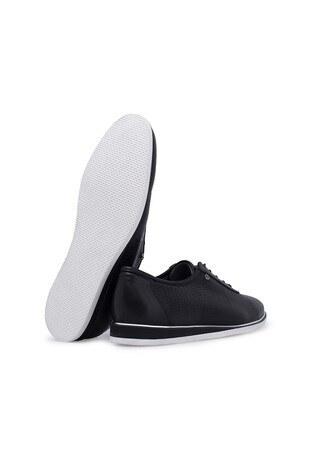 Marcomen Deri Erkek Ayakkabı 15211022 SİYAH
