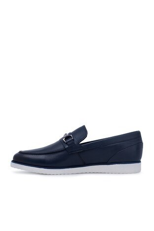Marcomen Deri Erkek Ayakkabı 15211044 LACİVERT