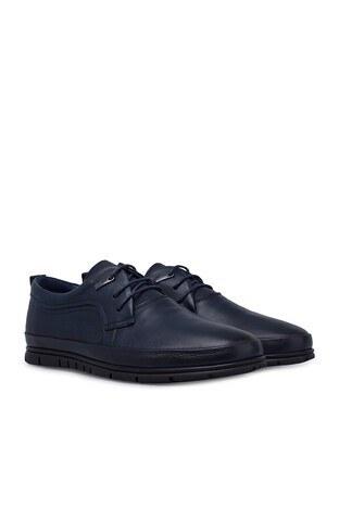 Marcomen Deri Erkek Ayakkabı 15211047 LACİVERT