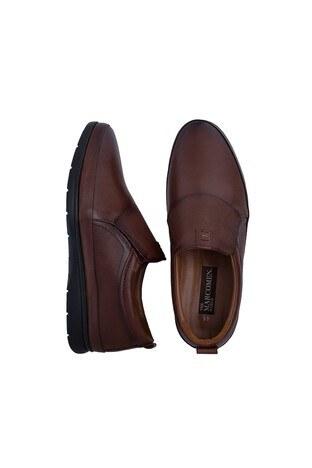 Marcomen Deri Erkek Ayakkabı 15211048 KAHVE