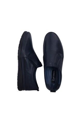 Marcomen Deri Erkek Ayakkabı 15211048 LACİVERT