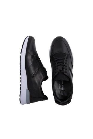 Marcomen Deri Erkek Ayakkabı 15211177 SİYAH