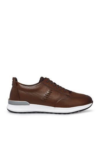 Marcomen Deri Erkek Ayakkabı 15211177 TABA-KAHVE