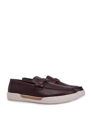 Marcomen Deri Erkek Ayakkabı 15211203 KAHVE