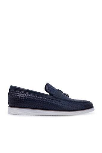 Marcomen Deri Erkek Ayakkabı 15211305 LACİVERT