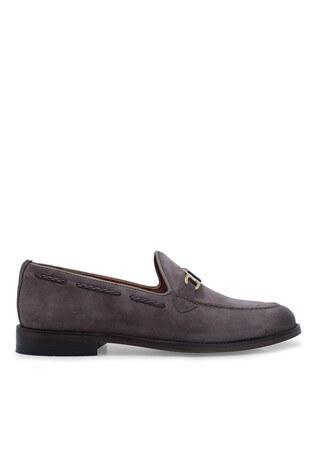 Marcomen - Marcomen Deri Erkek Ayakkabı 15211325 VİZON