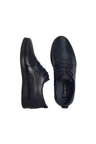 Marcomen Deri Erkek Ayakkabı 15213107 LACİVERT