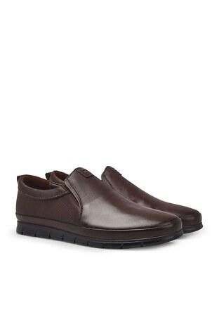 Marcomen Deri Erkek Ayakkabı 1524519 KAHVE