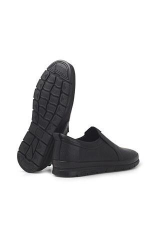 Marcomen Deri Erkek Ayakkabı 1524519 SİYAH