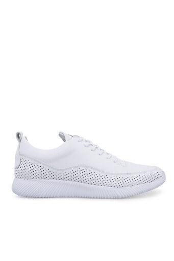 Marcomen Deri Erkek Ayakkabı 1526648 BEYAZ