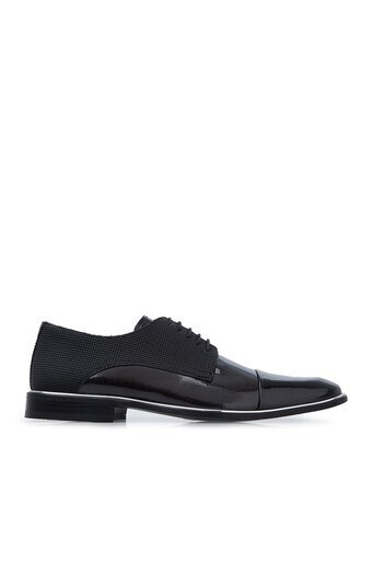 Marcomen Deri Klasik Erkek Ayakkabı 152922055 SİYAH
