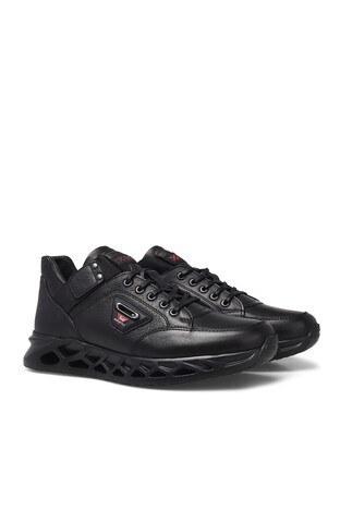 Marcomen Deri Erkek Ayakkabı 15210310 SİYAH