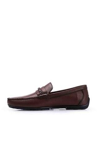Marcomen Deri Erkek Ayakkabı 1525231 TABA