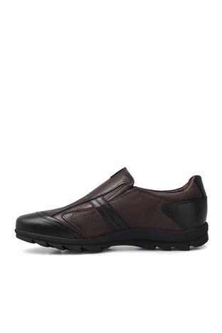 Marcomen Hakiki Deri Erkek Ayakkabı 15203270 KAHVE