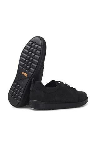 Marcomen Hakiki Deri Erkek Ayakkabı 15210596 SİYAH