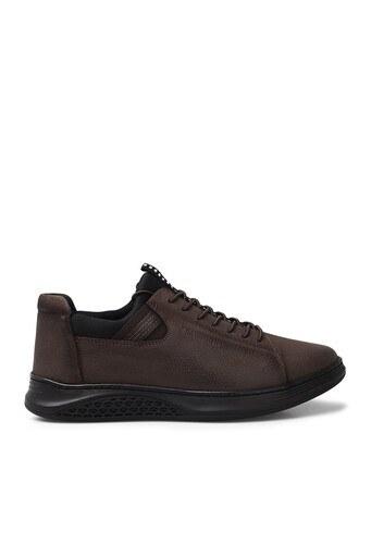 Marcomen Hakiki Deri Erkek Ayakkabı 15212293 KAHVE