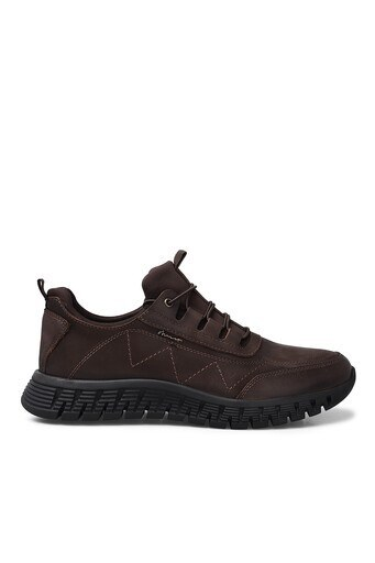 Marcomen Hakiki Deri Erkek Ayakkabı 15212346 KAHVE