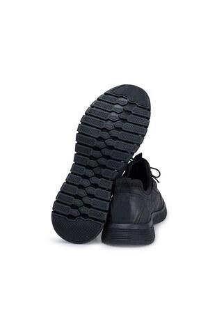 Marcomen Hakiki Deri Erkek Ayakkabı 15212346 SİYAH