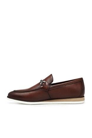 Marcomen Hakiki Deri Erkek Ayakkabı 15213040 TABA