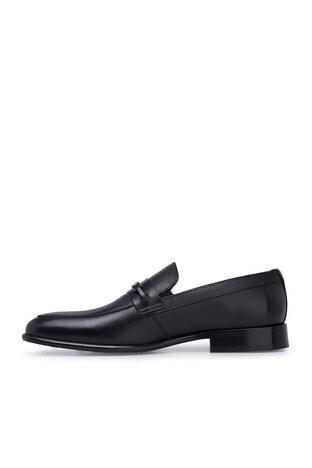 Marcomen Klasik Deri Erkek Ayakkabı 15210409 SİYAH