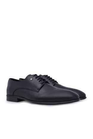 Marcomen Klasik Deri Erkek Ayakkabı 1535086 SİYAH