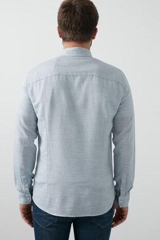 Mavi % 100 Pamuk Uzun Kollu Erkek Gömlek 020579-31930 MAVİ