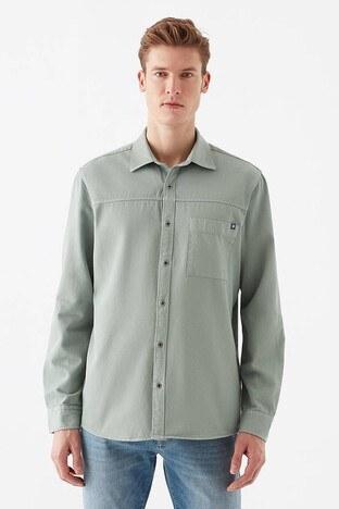 Mavi Erkek Gömlek 021783-33501 AÇIK YEŞİL