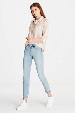 Mavi Ada Jeans Kadın Kot Pantolon 1020528576 AÇIK MAVİ