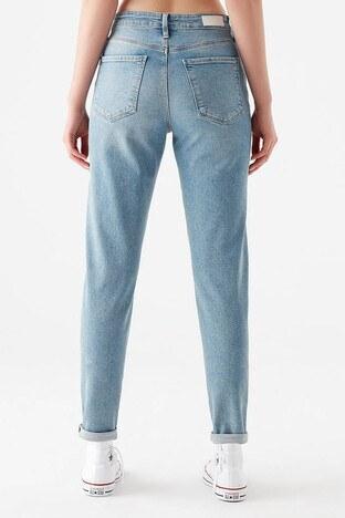 Mavi Cindy Jeans Bayan Kot Pantolon 100277-31064 AÇIK MAVİ