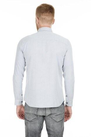 Mavi Erkek Gömlek 020442-28809 AÇIK GRİ