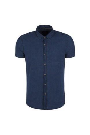 Mavi - MAVİ Erkek Gömlek 020833 18790 İNDİGO