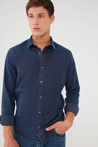 Mavi - Mavi Erkek Gömlek 021944-18790 LACİVERT