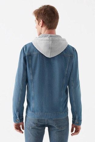 Mavi Erkek Kot Ceket 0167929340 MAVİ