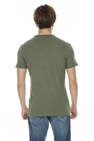Mavi Erkek T Shirt 062772-28524 KOYU HAKİ