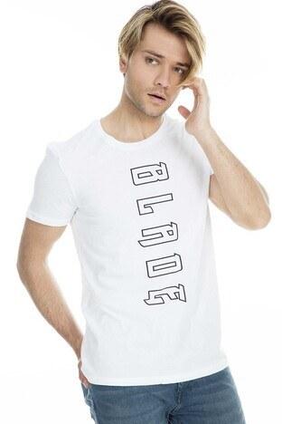 Mavi - Mavi Erkek T Shirt 065538-620 BEYAZ