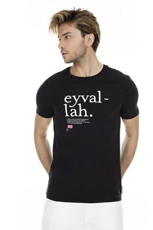 Mavi Erkek T Shirt 065664-900 SİYAH