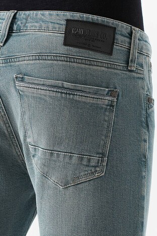 Mavi Jake Jeans Erkek Kot Pantolon 0042226971 AÇIK MAVİ