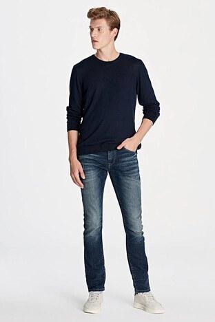 Mavi Jake Skinny Jeans Erkek Kot Pantolon 0042222724 KOYU MAVİ