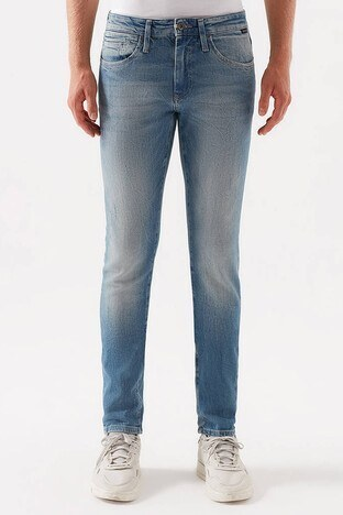 Mavi - Mavi James Jeans Erkek Kot Pantolon 0042426212 AÇIK MAVİ