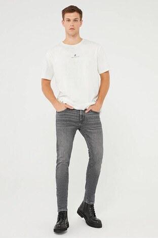 Mavi - Mavi James Jeans Erkek Kot Pantolon 0042434952 GRİ