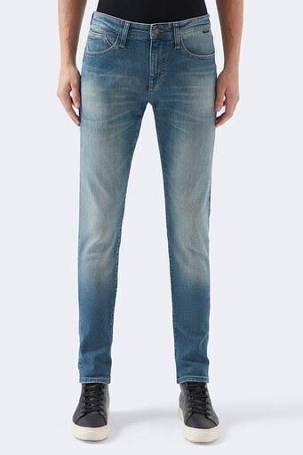 Mavi James Pamuklu Skinny Süper Dar Paça Jeans Erkek Kot Pantolon 0042432566 MAVİ