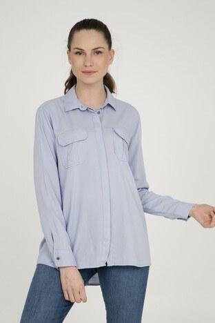 MAVİ Kadın Gömlek 121686-28313 MAVİ