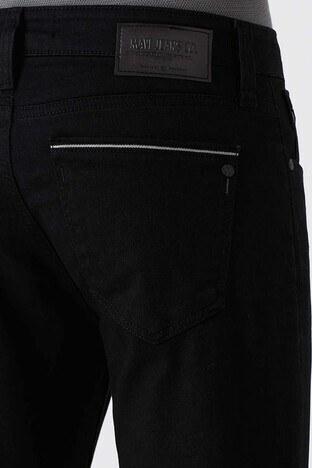 Mavi Marcus Dar Kesim Dar Paça Jeans Erkek Kot Pantolon 0035121320 MAVİ-SİYAH