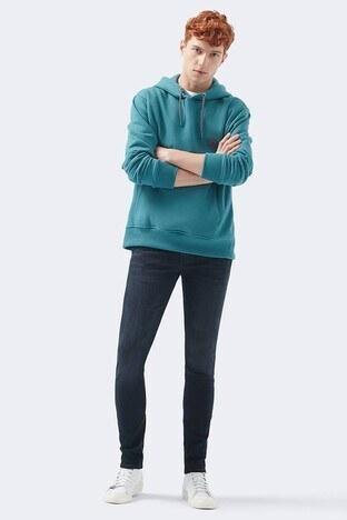 Mavi - Mavi Pamuklu Süper Skinny Dar Paça Leo Jeans Erkek Kot Pantolon 0076231960 LACİVERT